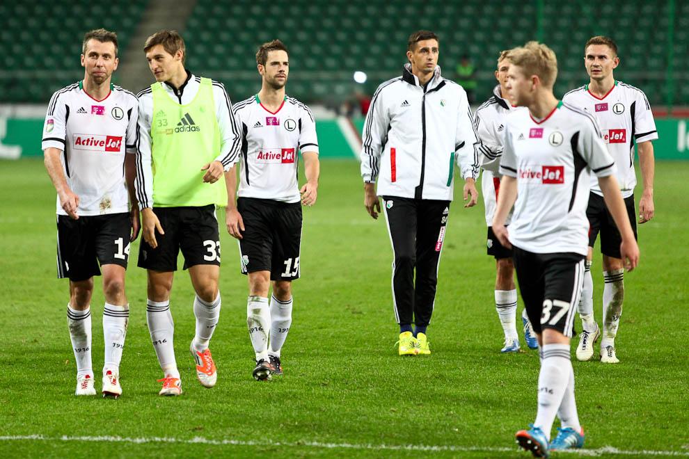 Legia Warszawa 2-1 Wisła Kraków - fot. Piotr Galas / Wiadomosci24.pl (zdjęcie 62 z 65)