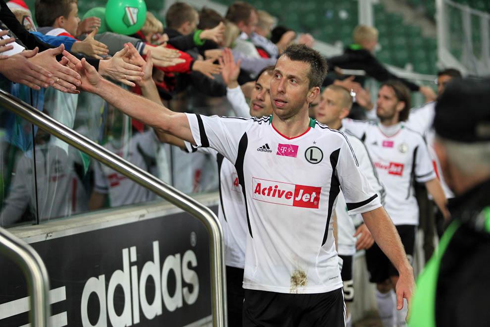 Legia Warszawa 2-1 Wisła Kraków - fot. Piotr Galas / Wiadomosci24.pl (zdjęcie 63 z 65)