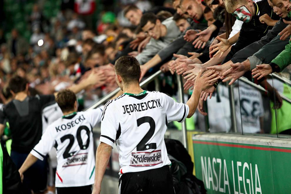 Legia Warszawa 2-1 Wisła Kraków - fot. Piotr Galas / Wiadomosci24.pl (zdjęcie 64 z 65)