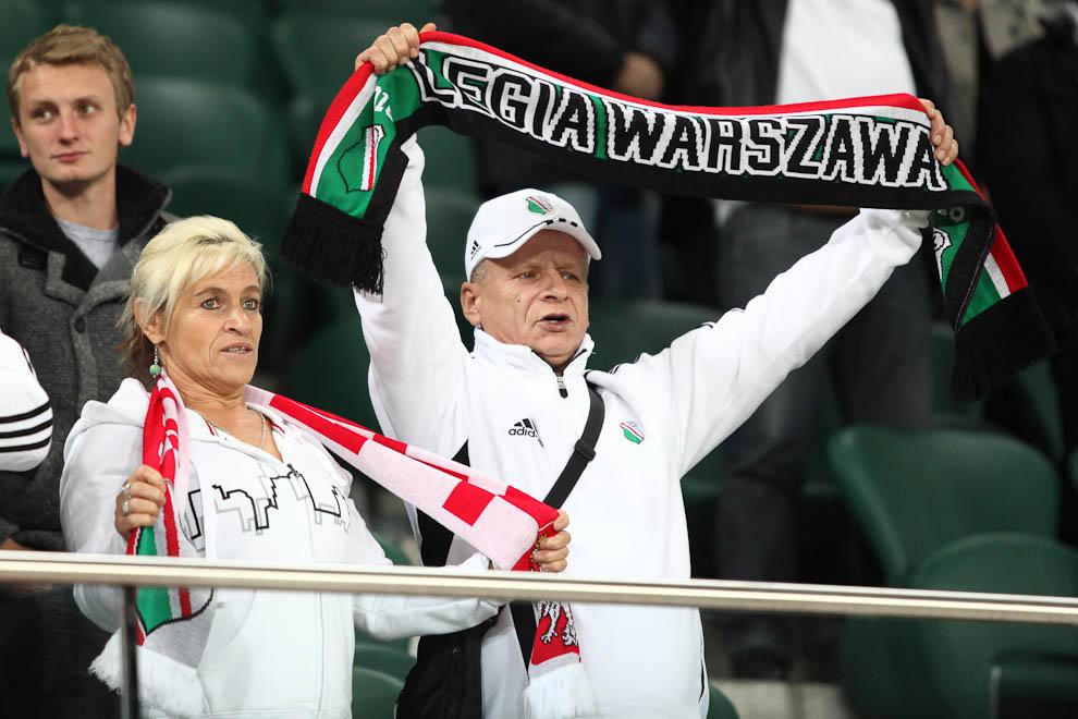 Legia Warszawa 2-1 Wisła Kraków - fot. Piotr Galas / Wiadomosci24.pl (zdjęcie 7 z 65)