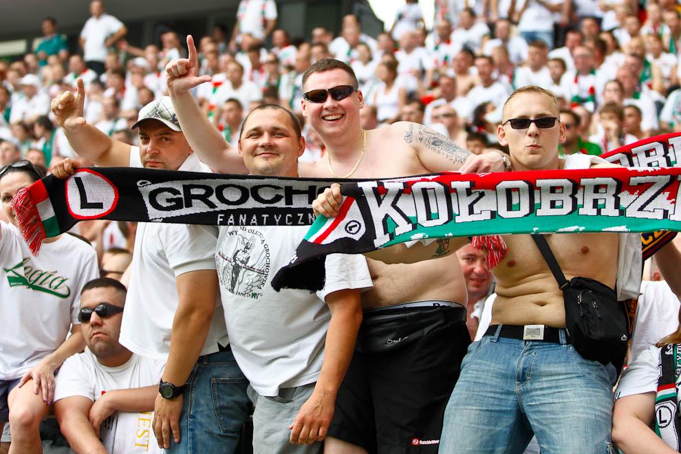Legia Warszawa 1-0 Lech Poznań - fot. Piotr Galas/Wiadomosci24.pl (zdjęcie 100 z 110)