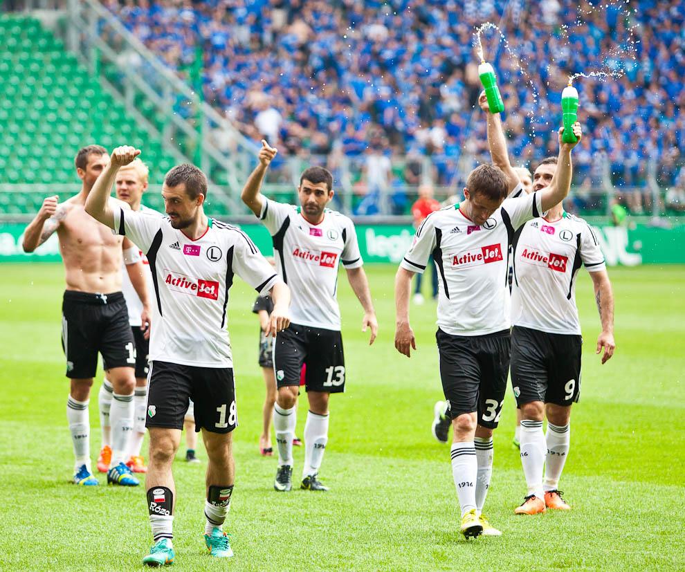 Legia Warszawa 1-0 Lech Poznań - fot. Piotr Galas/Wiadomosci24.pl (zdjęcie 101 z 110)