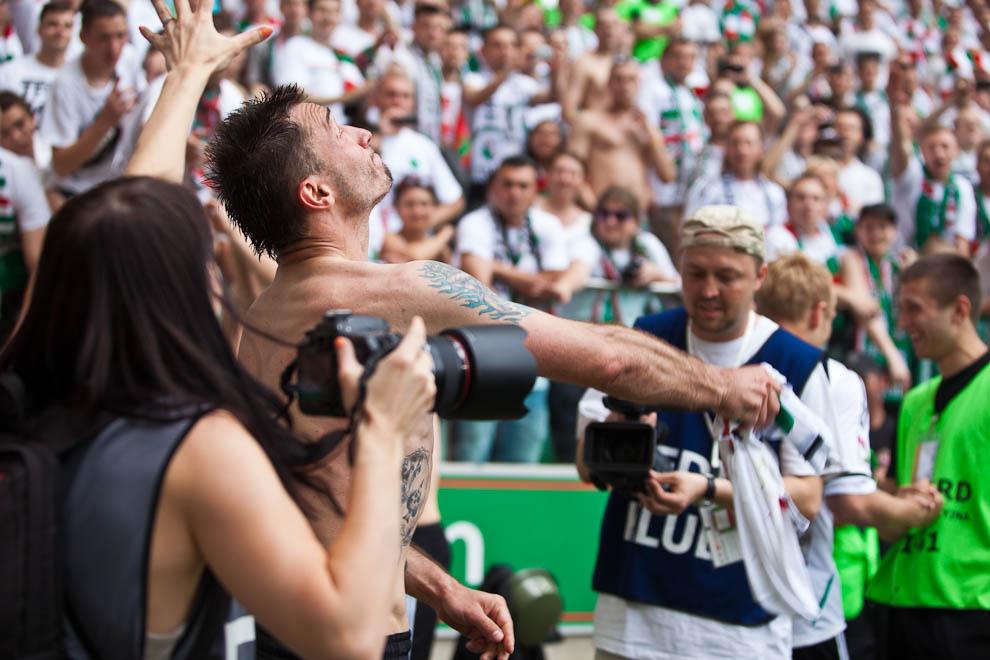 Legia Warszawa 1-0 Lech Poznań - fot. Piotr Galas/Wiadomosci24.pl (zdjęcie 104 z 110)