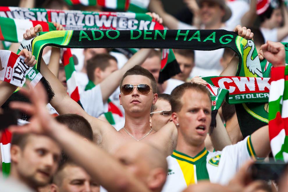 Legia Warszawa 1-0 Lech Poznań - fot. Piotr Galas/Wiadomosci24.pl (zdjęcie 105 z 110)