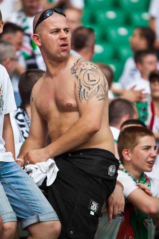 Legia Warszawa 1-0 Lech Poznań - fot. Piotr Galas/Wiadomosci24.pl (zdjęcie 109 z 110)