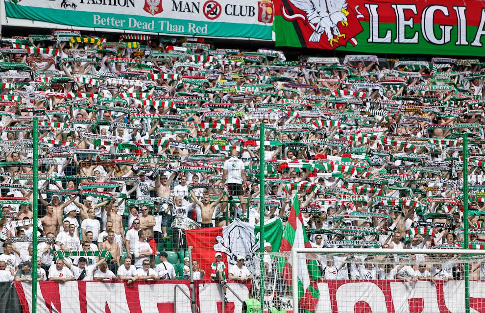 Legia Warszawa 1-0 Lech Poznań - fot. Piotr Galas/Wiadomosci24.pl (zdjęcie 12 z 110)
