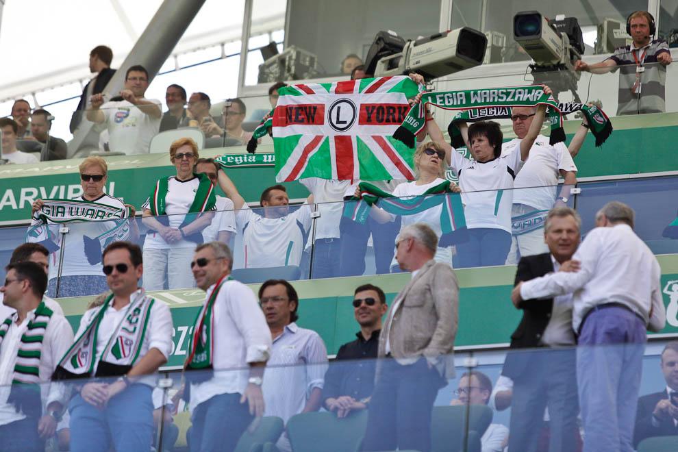 Legia Warszawa 1-0 Lech Poznań - fot. Piotr Galas/Wiadomosci24.pl (zdjęcie 2 z 110)