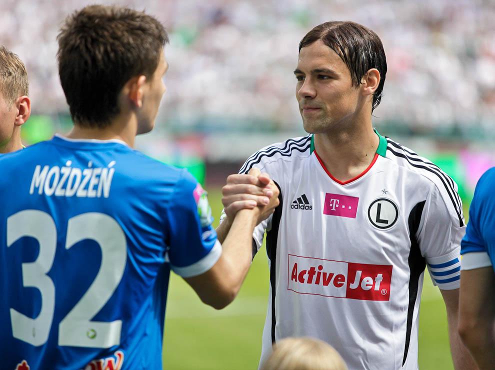 Legia Warszawa 1-0 Lech Poznań - fot. Piotr Galas/Wiadomosci24.pl (zdjęcie 21 z 110)