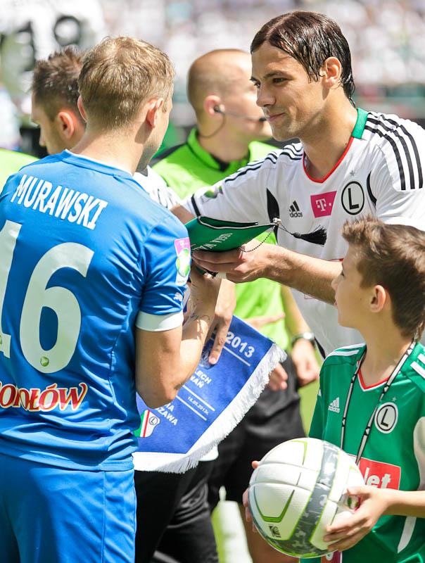 Legia Warszawa 1-0 Lech Poznań - fot. Piotr Galas/Wiadomosci24.pl (zdjęcie 22 z 110)