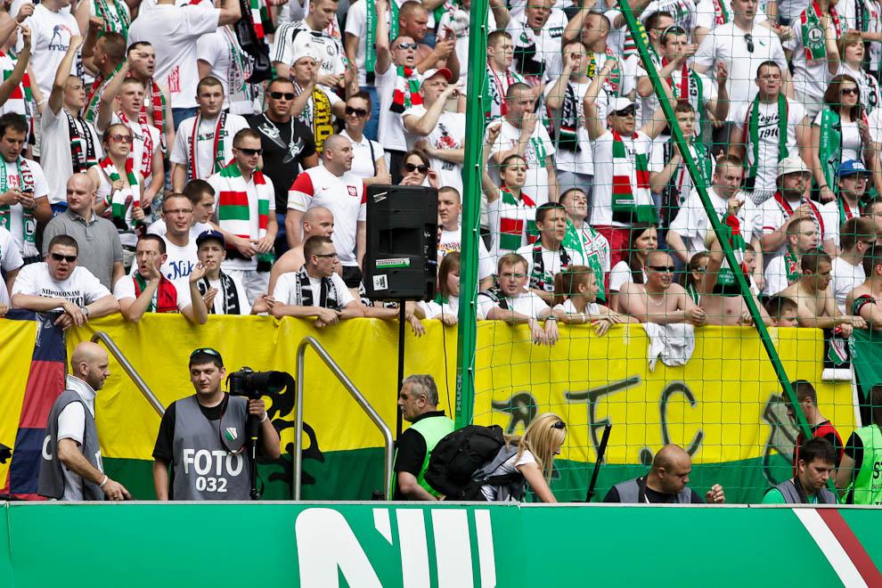 Legia Warszawa 1-0 Lech Poznań - fot. Piotr Galas/Wiadomosci24.pl (zdjęcie 24 z 110)