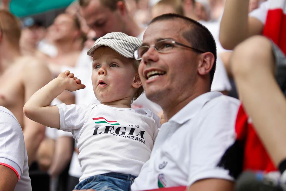 Legia Warszawa 1-0 Lech Poznań - fot. Piotr Galas/Wiadomosci24.pl (zdjęcie 25 z 110)