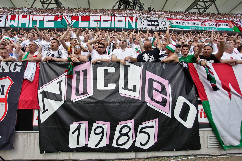 Legia Warszawa 1-0 Lech Poznań - fot. Piotr Galas/Wiadomosci24.pl (zdjęcie 28 z 110)