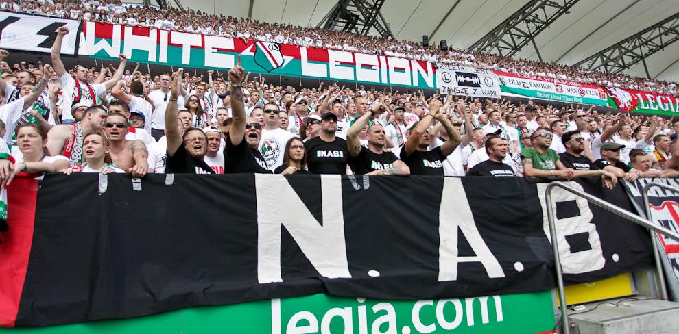 Legia Warszawa 1-0 Lech Poznań - fot. Piotr Galas/Wiadomosci24.pl (zdjęcie 29 z 110)