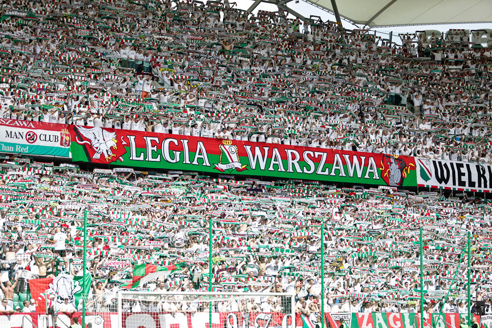 Legia Warszawa 1-0 Lech Poznań - fot. Piotr Galas/Wiadomosci24.pl (zdjęcie 3 z 110)