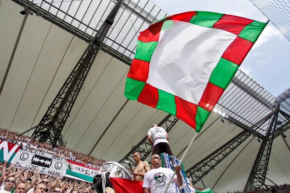 Legia Warszawa 1-0 Lech Poznań - fot. Piotr Galas/Wiadomosci24.pl (zdjęcie 30 z 110)