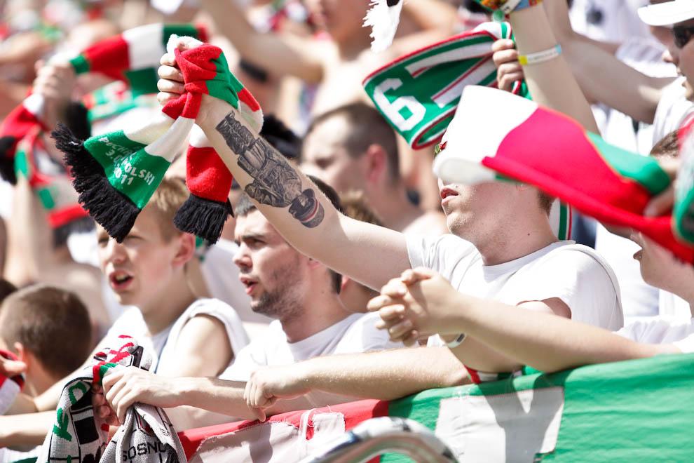 Legia Warszawa 1-0 Lech Poznań - fot. Piotr Galas/Wiadomosci24.pl (zdjęcie 33 z 110)