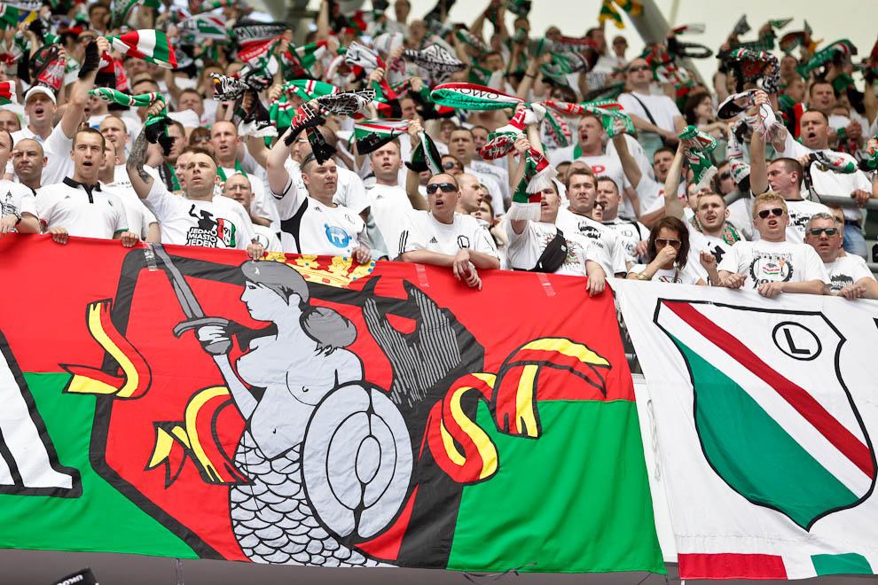 Legia Warszawa 1-0 Lech Poznań - fot. Piotr Galas/Wiadomosci24.pl (zdjęcie 34 z 110)