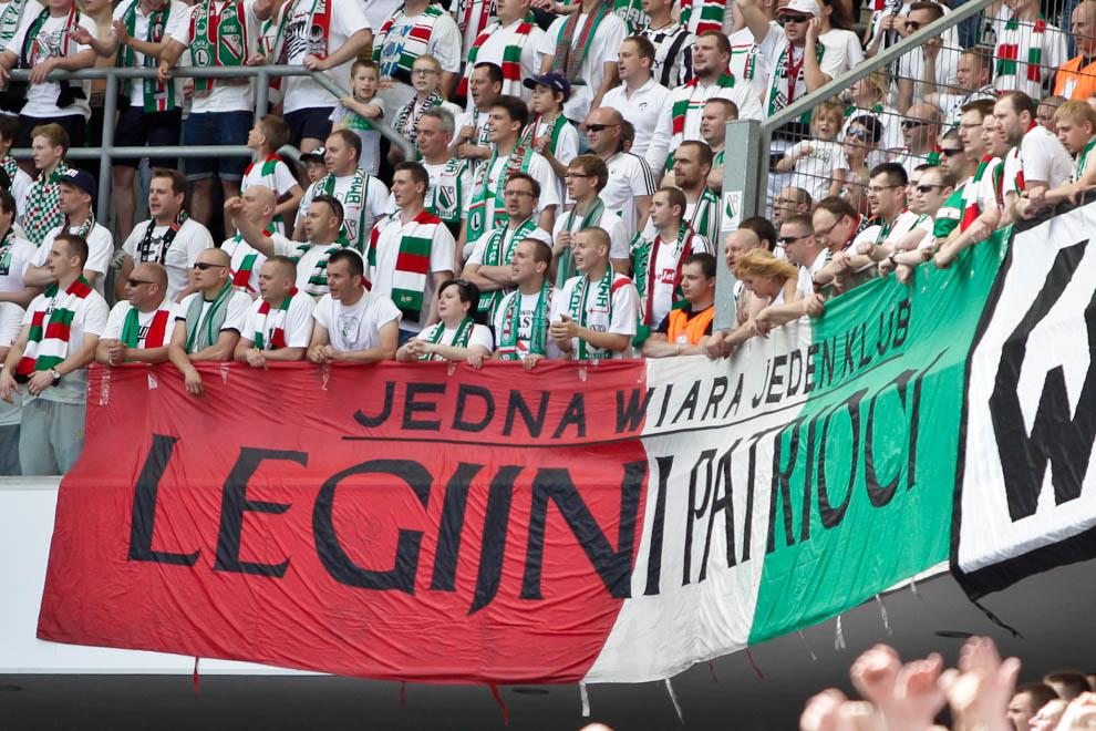 Legia Warszawa 1-0 Lech Poznań - fot. Piotr Galas/Wiadomosci24.pl (zdjęcie 35 z 110)