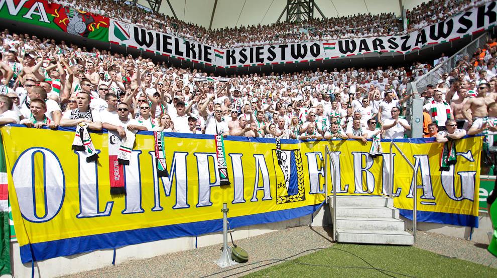 Legia Warszawa 1-0 Lech Poznań - fot. Piotr Galas/Wiadomosci24.pl (zdjęcie 36 z 110)