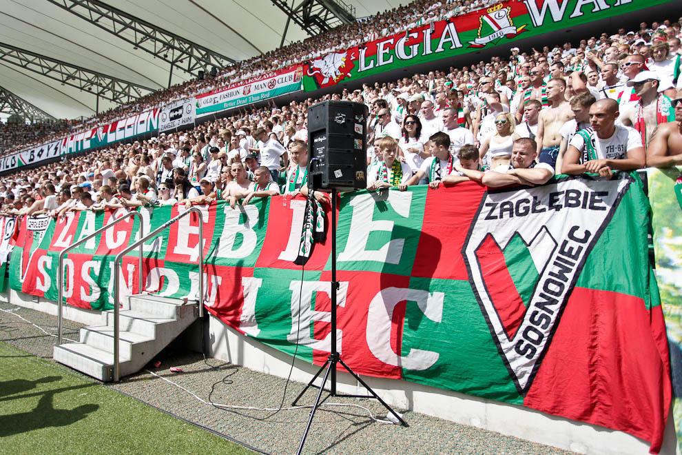 Legia Warszawa 1-0 Lech Poznań - fot. Piotr Galas/Wiadomosci24.pl (zdjęcie 37 z 110)