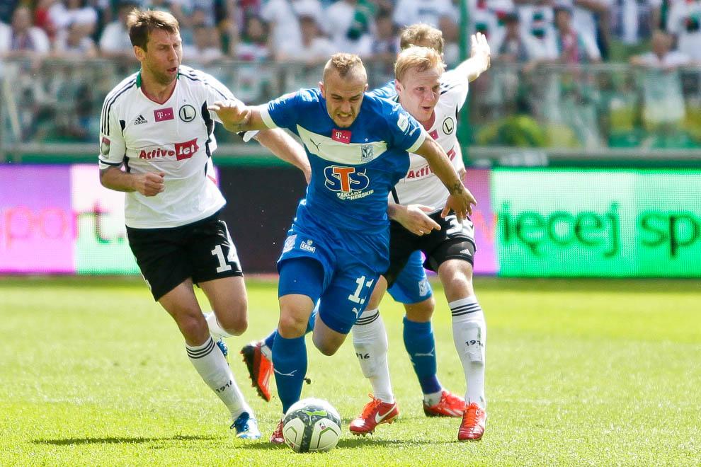 Legia Warszawa 1-0 Lech Poznań - fot. Piotr Galas/Wiadomosci24.pl (zdjęcie 38 z 110)