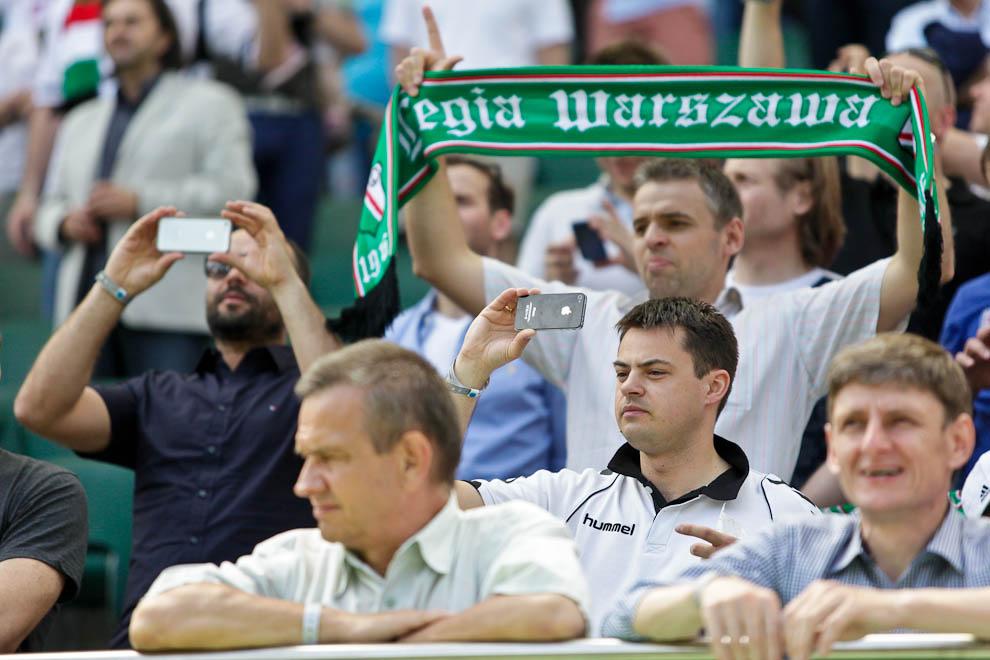 Legia Warszawa 1-0 Lech Poznań - fot. Piotr Galas/Wiadomosci24.pl (zdjęcie 4 z 110)