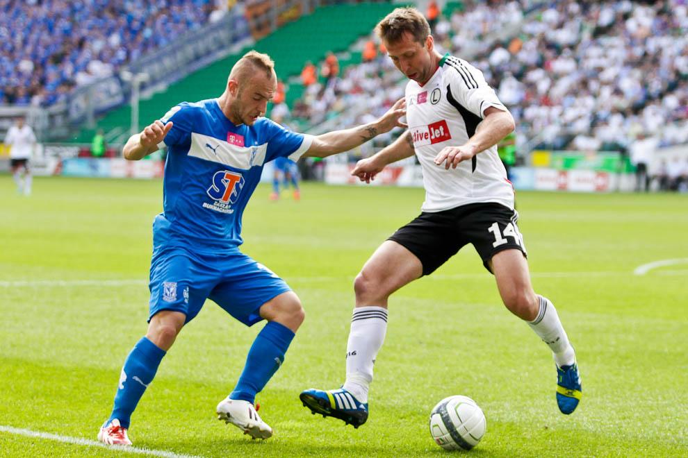 Legia Warszawa 1-0 Lech Poznań - fot. Piotr Galas/Wiadomosci24.pl (zdjęcie 41 z 110)