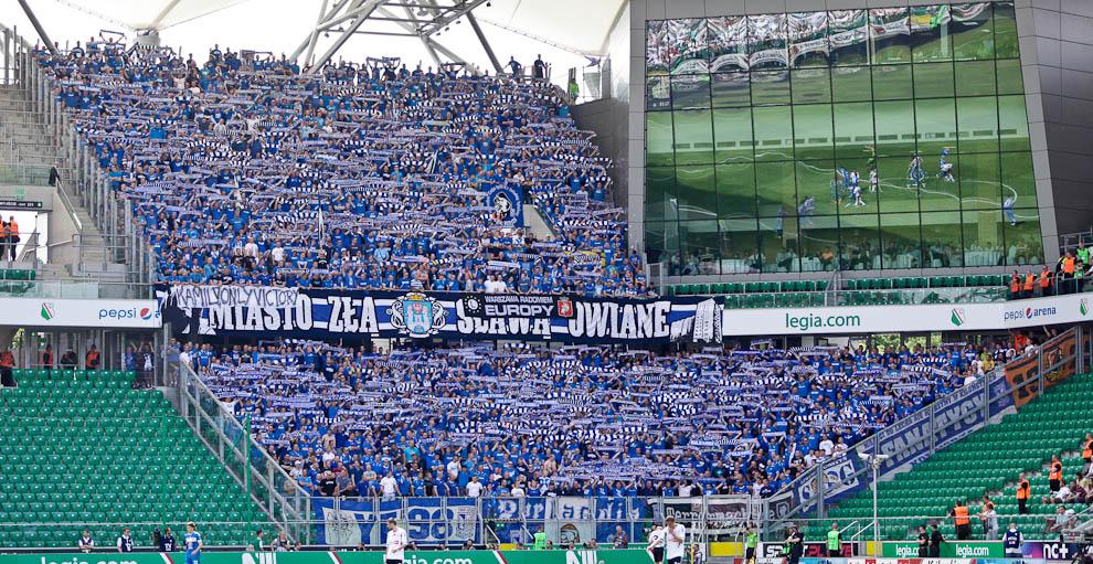 Legia Warszawa 1-0 Lech Poznań - fot. Piotr Galas/Wiadomosci24.pl (zdjęcie 42 z 110)