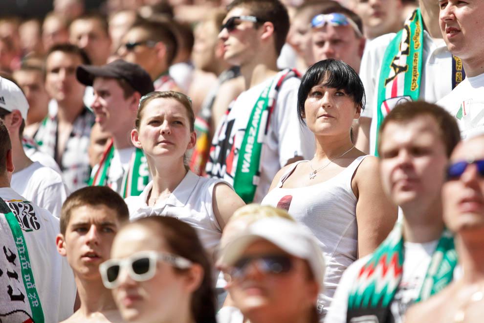 Legia Warszawa 1-0 Lech Poznań - fot. Piotr Galas/Wiadomosci24.pl (zdjęcie 43 z 110)