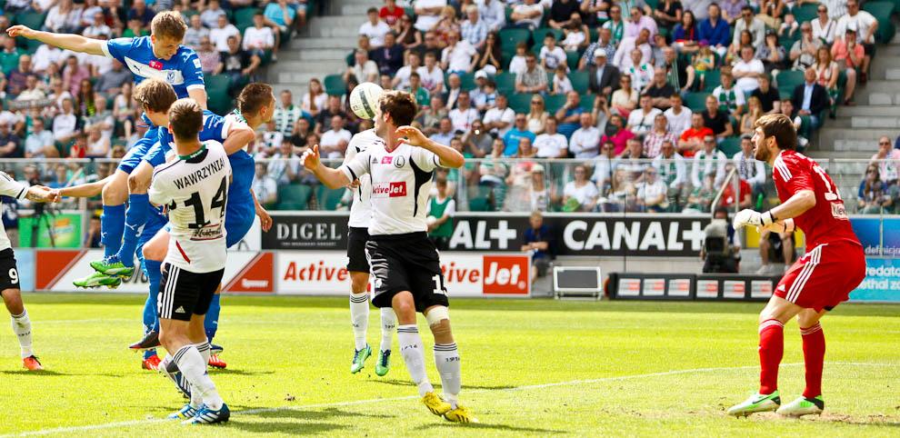 Legia Warszawa 1-0 Lech Poznań - fot. Piotr Galas/Wiadomosci24.pl (zdjęcie 46 z 110)
