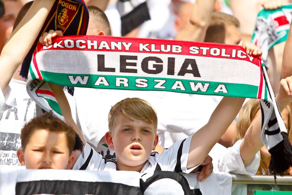 Legia Warszawa 1-0 Lech Poznań - fot. Piotr Galas/Wiadomosci24.pl (zdjęcie 47 z 110)