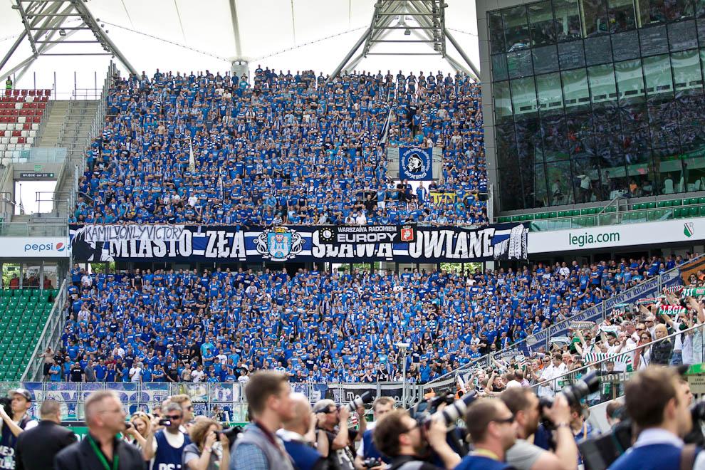 Legia Warszawa 1-0 Lech Poznań - fot. Piotr Galas/Wiadomosci24.pl (zdjęcie 5 z 110)