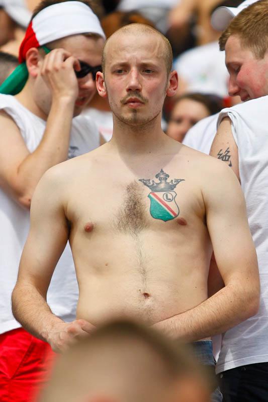 Legia Warszawa 1-0 Lech Poznań - fot. Piotr Galas/Wiadomosci24.pl (zdjęcie 50 z 110)