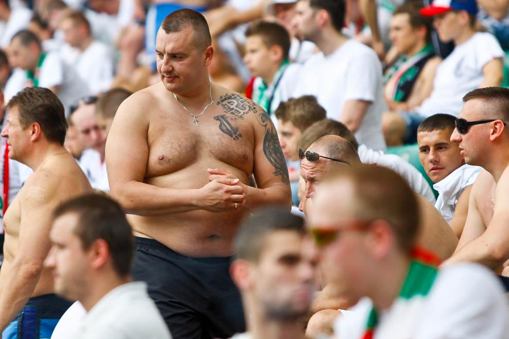 Legia Warszawa 1-0 Lech Poznań - fot. Piotr Galas/Wiadomosci24.pl (zdjęcie 51 z 110)