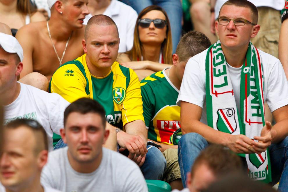 Legia Warszawa 1-0 Lech Poznań - fot. Piotr Galas/Wiadomosci24.pl (zdjęcie 52 z 110)