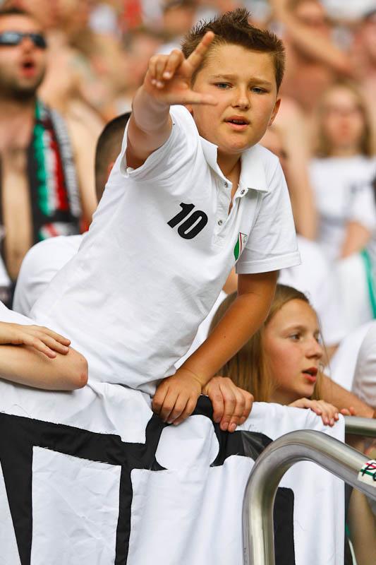 Legia Warszawa 1-0 Lech Poznań - fot. Piotr Galas/Wiadomosci24.pl (zdjęcie 53 z 110)
