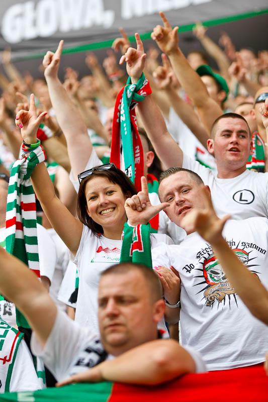 Legia Warszawa 1-0 Lech Poznań - fot. Piotr Galas/Wiadomosci24.pl (zdjęcie 56 z 110)