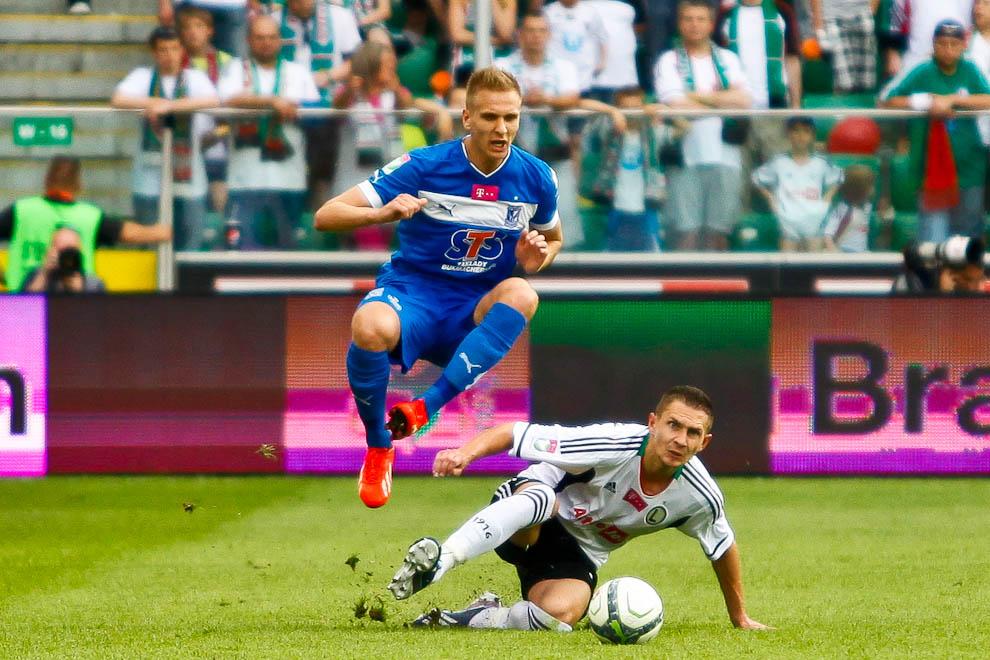 Legia Warszawa 1-0 Lech Poznań - fot. Piotr Galas/Wiadomosci24.pl (zdjęcie 57 z 110)
