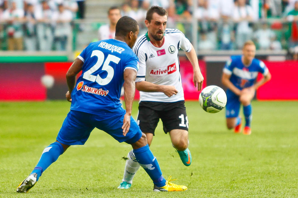 Legia Warszawa 1-0 Lech Poznań - fot. Piotr Galas/Wiadomosci24.pl (zdjęcie 58 z 110)