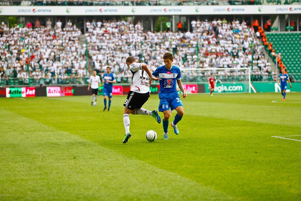 Legia Warszawa 1-0 Lech Poznań - fot. Piotr Galas/Wiadomosci24.pl (zdjęcie 61 z 110)
