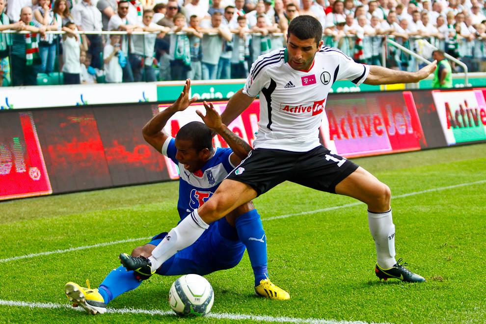 Legia Warszawa 1-0 Lech Poznań - fot. Piotr Galas/Wiadomosci24.pl (zdjęcie 63 z 110)