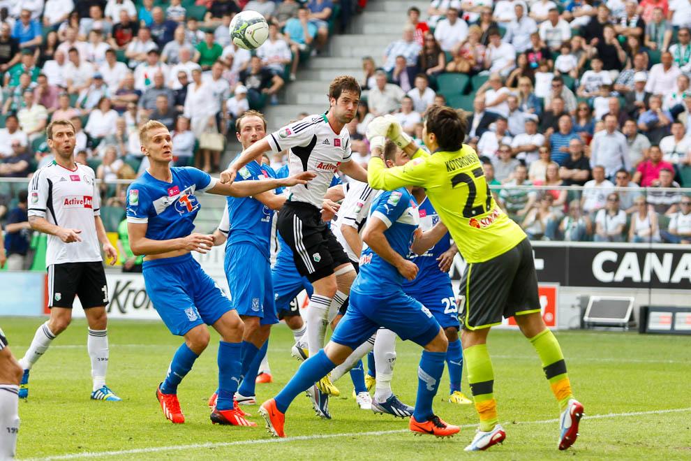 Legia Warszawa 1-0 Lech Poznań - fot. Piotr Galas/Wiadomosci24.pl (zdjęcie 67 z 110)