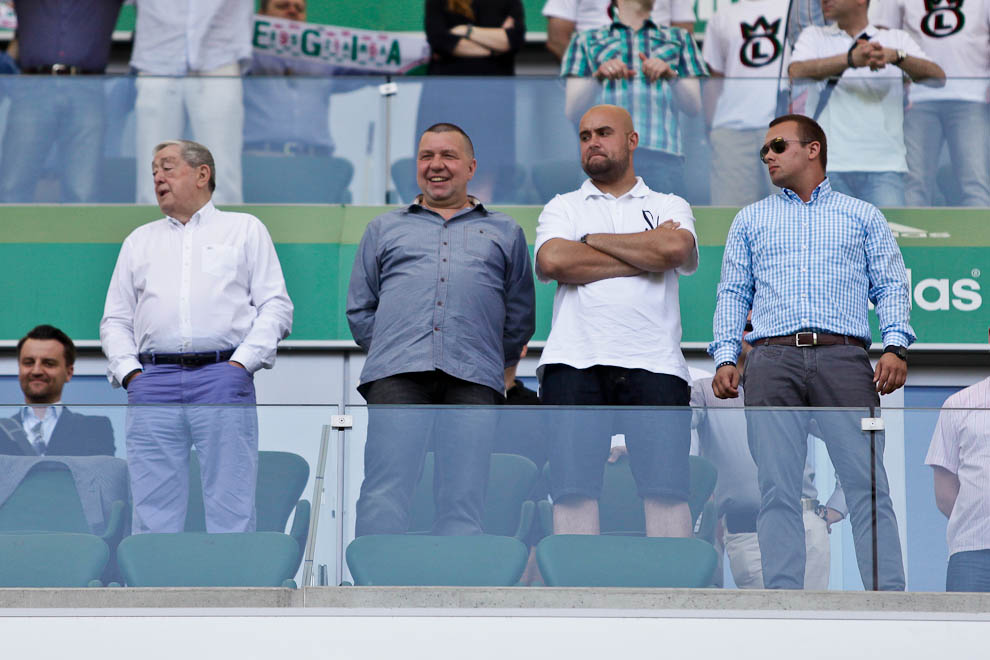 Legia Warszawa 1-0 Lech Poznań - fot. Piotr Galas/Wiadomosci24.pl (zdjęcie 7 z 110)
