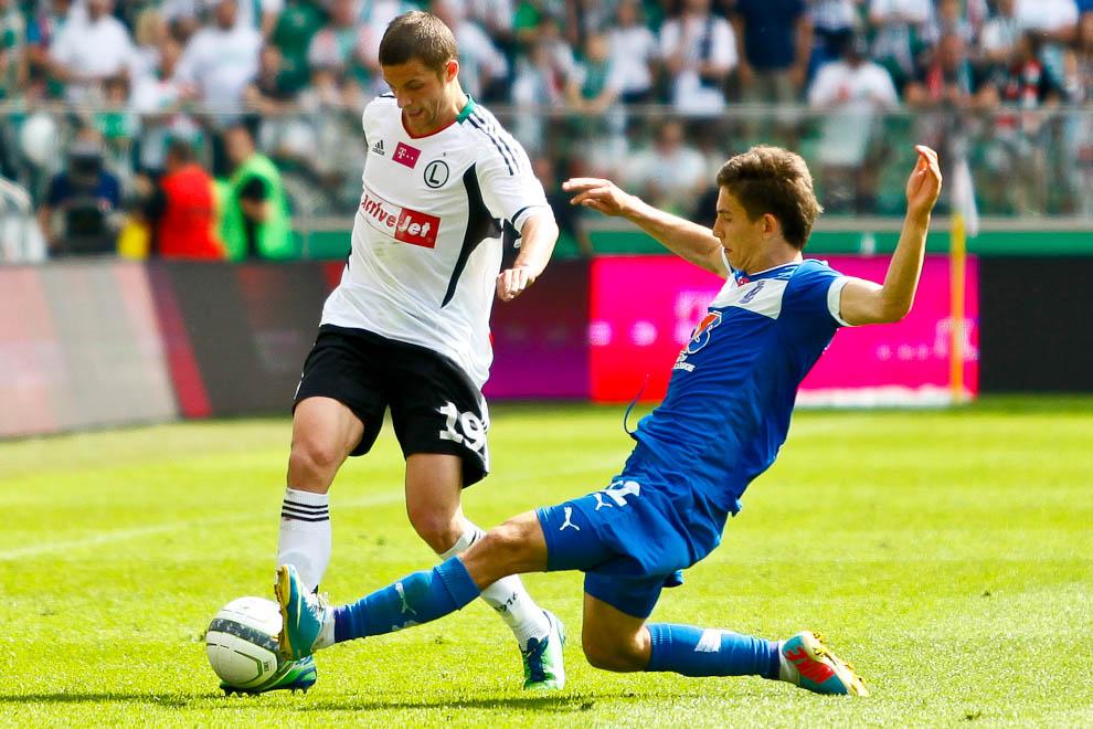 Legia Warszawa 1-0 Lech Poznań - fot. Piotr Galas/Wiadomosci24.pl (zdjęcie 71 z 110)