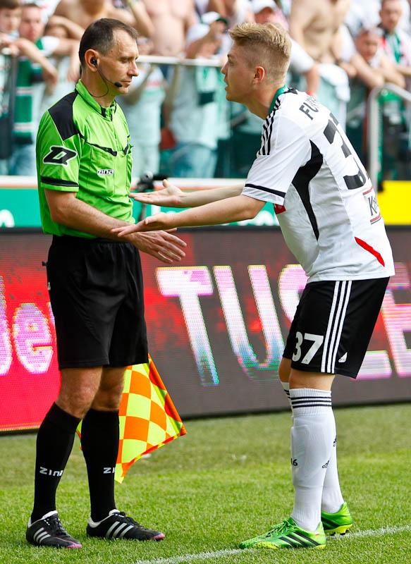 Legia Warszawa 1-0 Lech Poznań - fot. Piotr Galas/Wiadomosci24.pl (zdjęcie 73 z 110)
