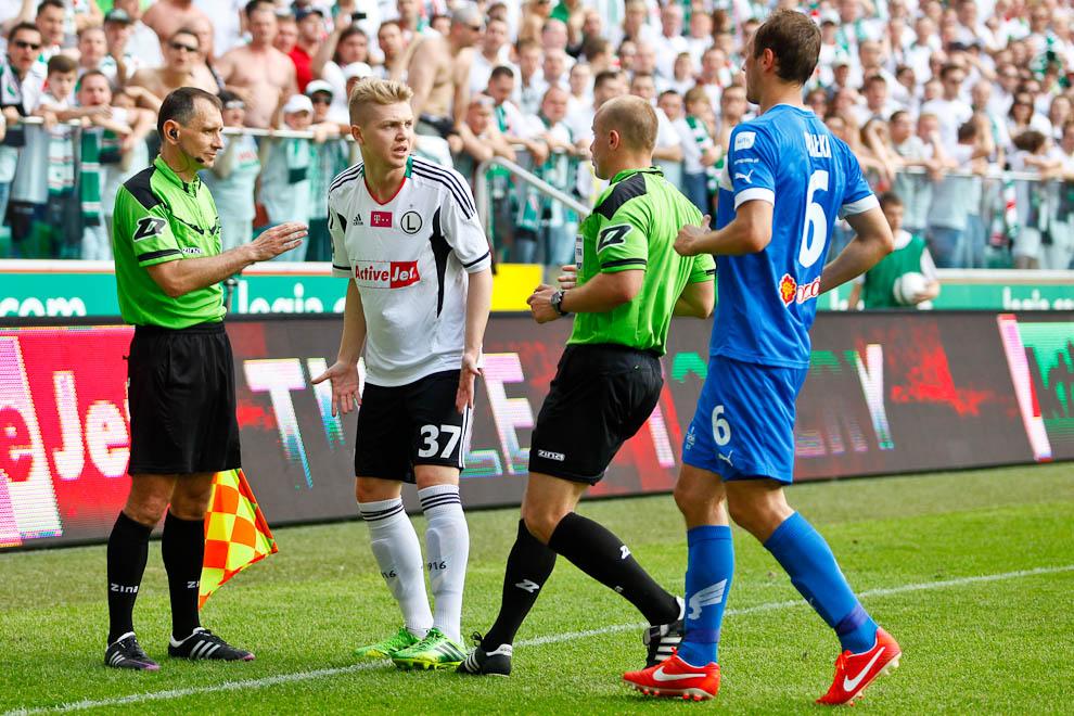 Legia Warszawa 1-0 Lech Poznań - fot. Piotr Galas/Wiadomosci24.pl (zdjęcie 74 z 110)
