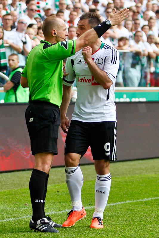Legia Warszawa 1-0 Lech Poznań - fot. Piotr Galas/Wiadomosci24.pl (zdjęcie 75 z 110)