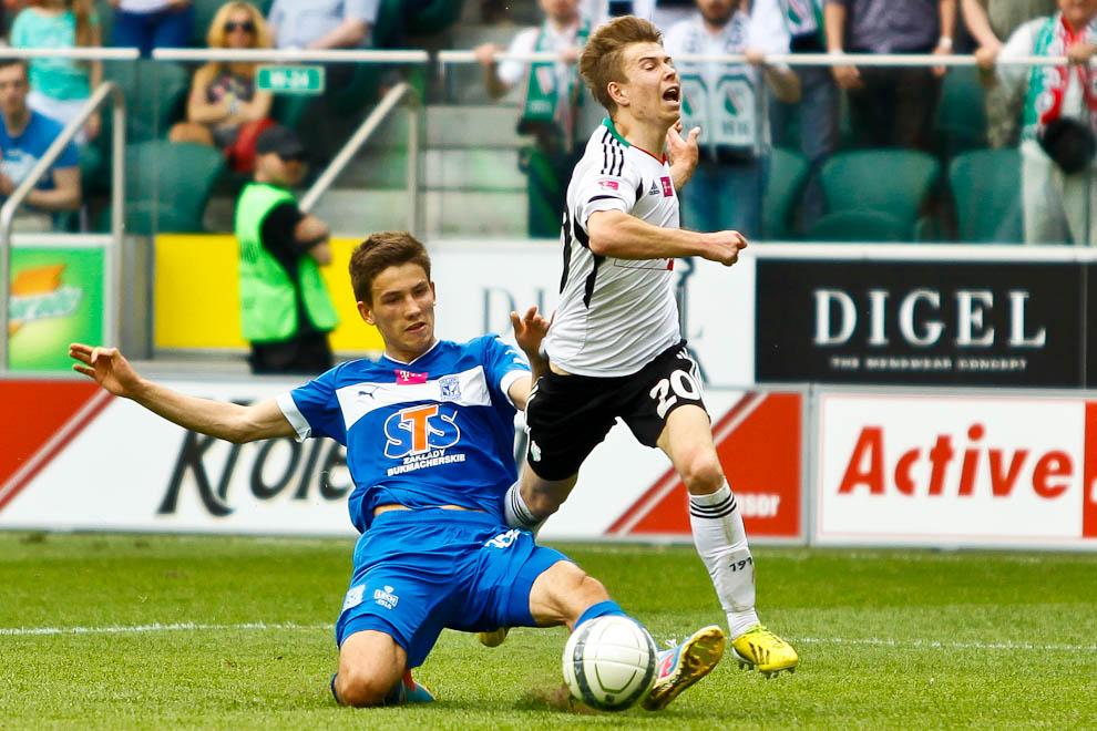 Legia Warszawa 1-0 Lech Poznań - fot. Piotr Galas/Wiadomosci24.pl (zdjęcie 79 z 110)