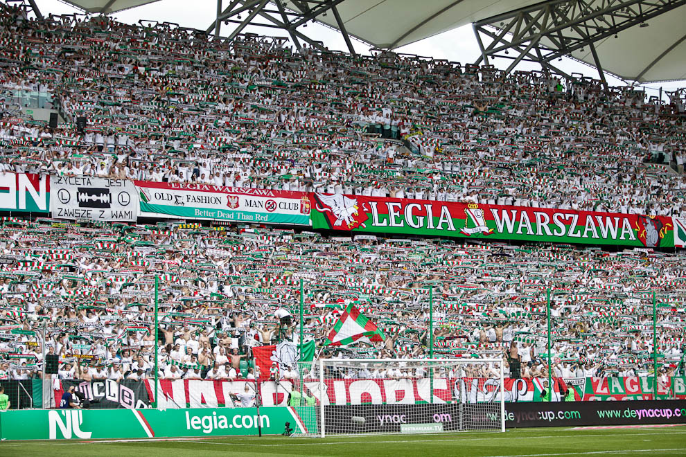 Legia Warszawa 1-0 Lech Poznań - fot. Piotr Galas/Wiadomosci24.pl (zdjęcie 8 z 110)