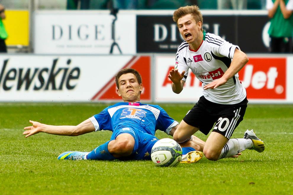 Legia Warszawa 1-0 Lech Poznań - fot. Piotr Galas/Wiadomosci24.pl (zdjęcie 80 z 110)